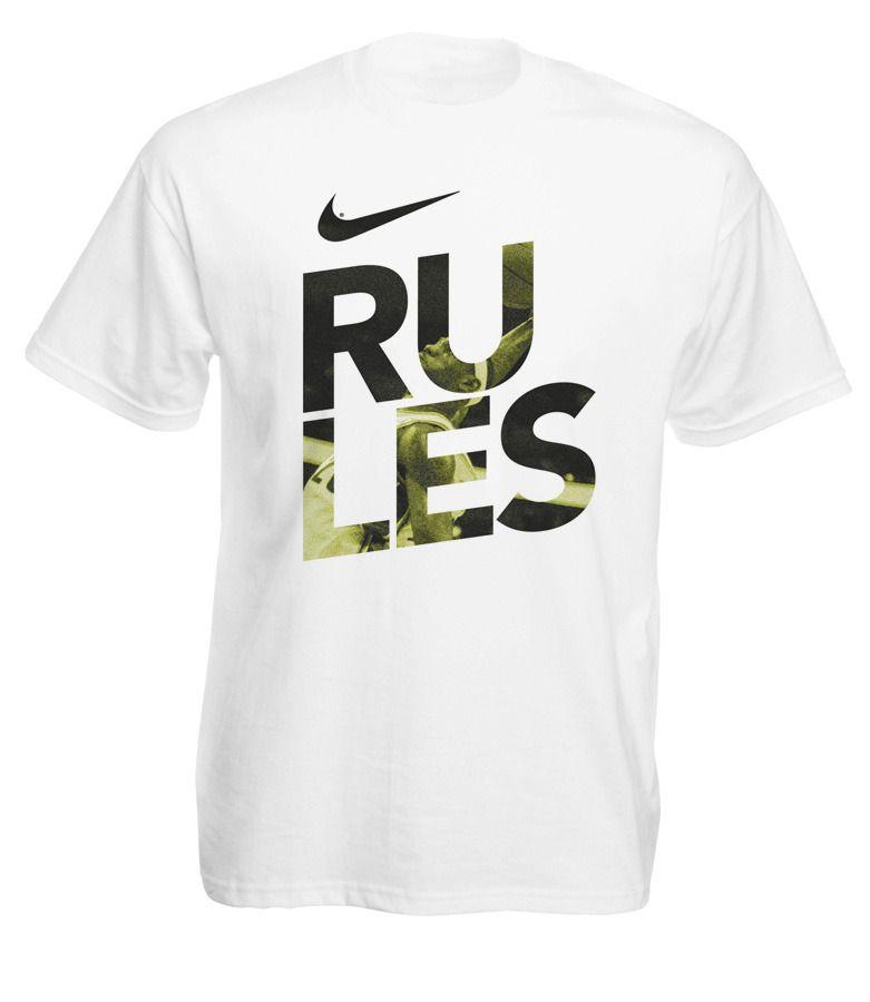 Nike Rules t-shirt 1