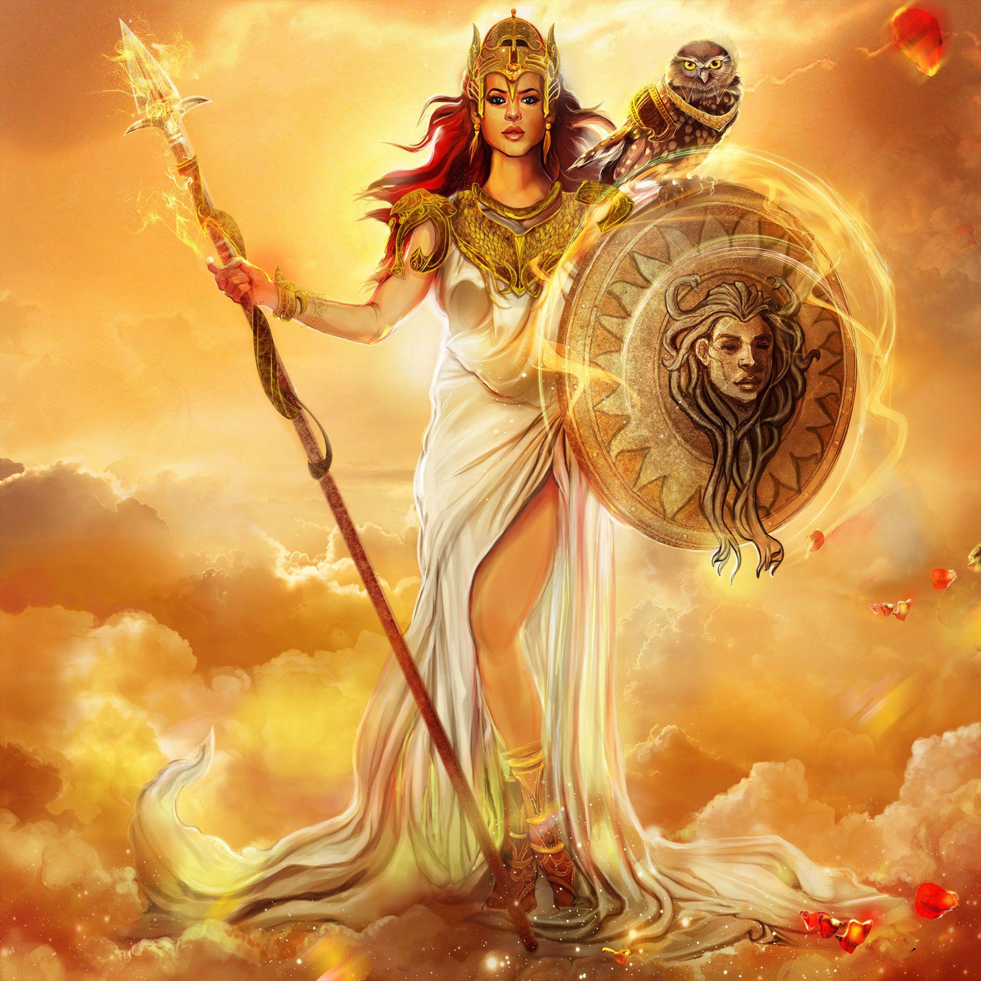 Pin by Carlie Feeney on Leg ideas in 2019   Athena goddess ...
