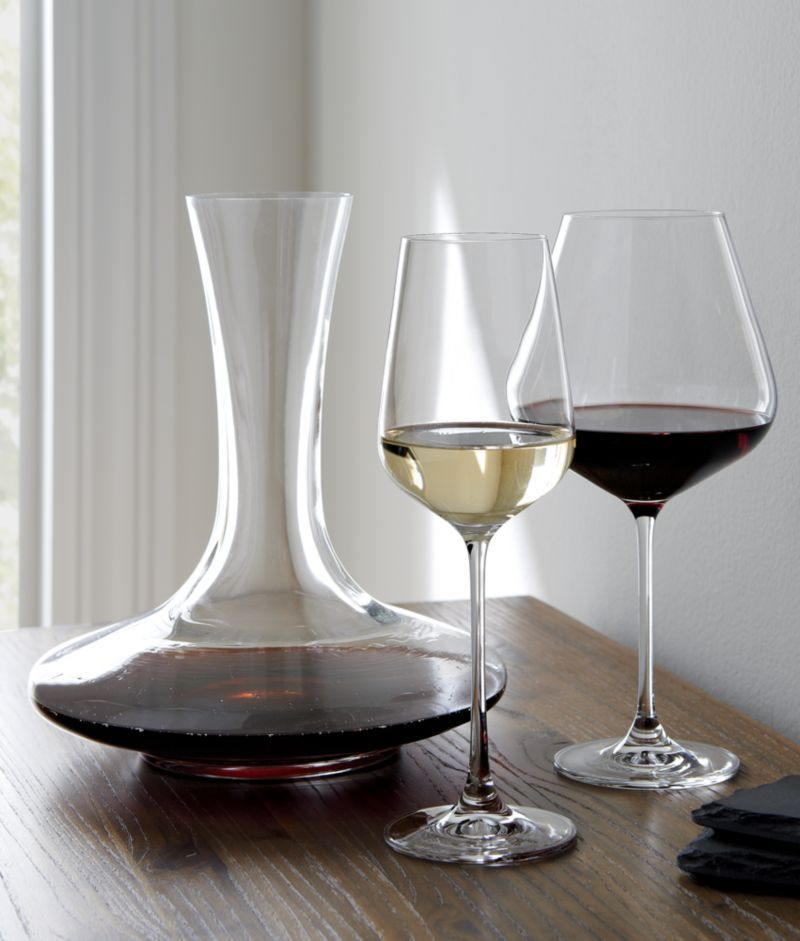 Crystal Large Red Wine Glasses