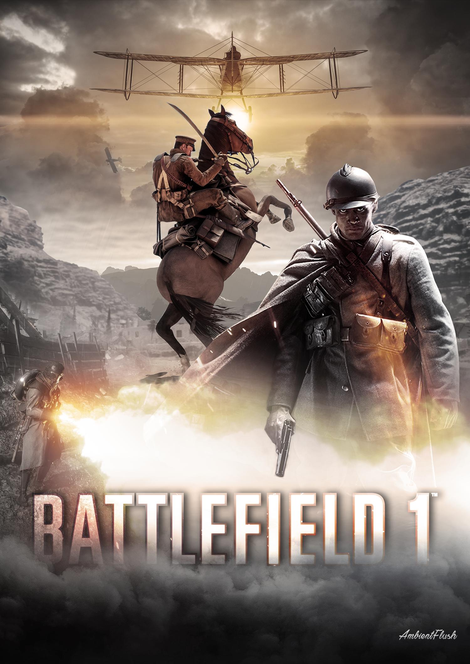 Http Ift Tt 2ruiuui 1 Poster Battlefield Battlefield 1 Dieselpunk