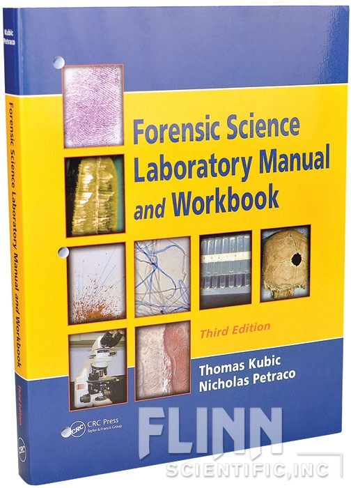 Forensic science laboratory manual and workbook classroom wish the forensic science laboratory manual and workbook offers 39 comprehensive hands on forensic science experiments fandeluxe Choice Image