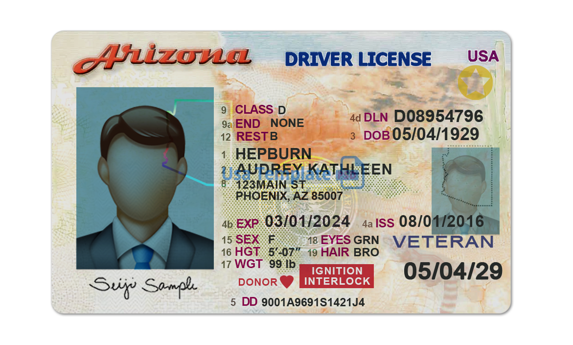 Drivers License Psd Template High Quality Photoshop Template Drivers License Free Printable Certificate Templates Id Card Template
