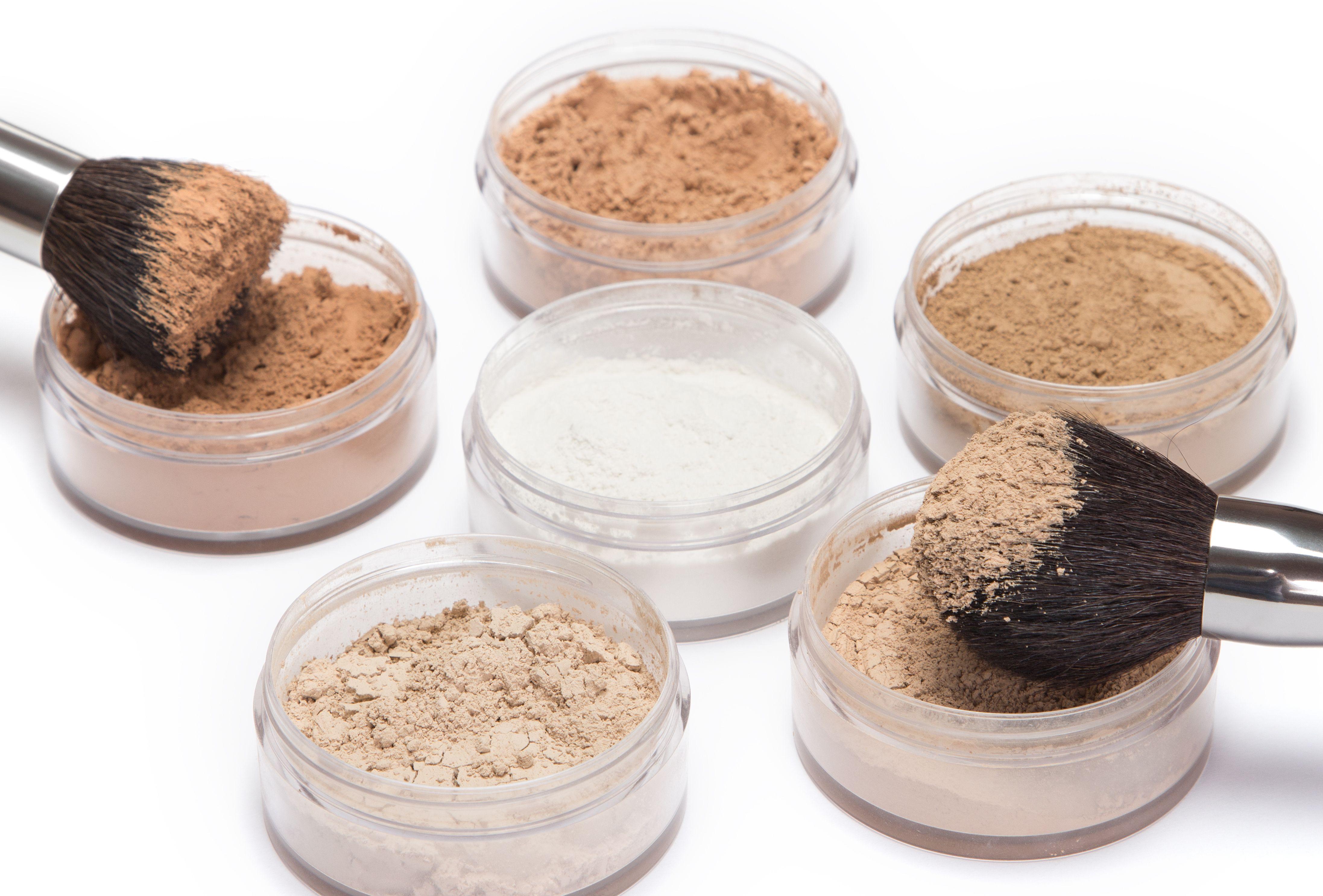 DIY Natural Loose Powder Foundation Recipe Diy