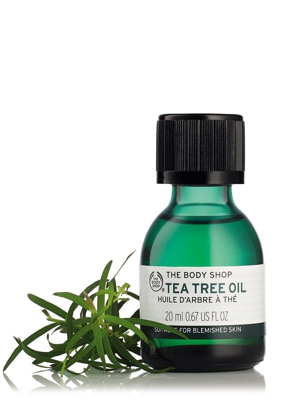 Knockout women's yeast infection with tea tree essential oil