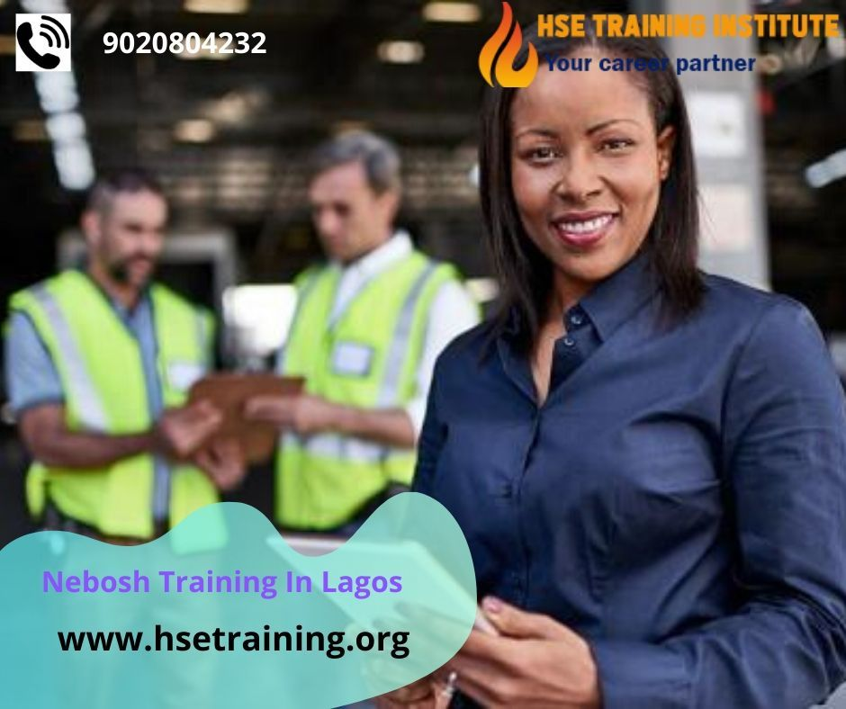 Nebosh training in lagos can be continued as a vocational