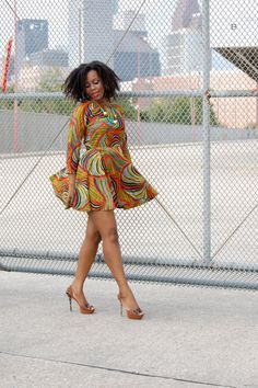 Latest Edition Of Ankara & Kente Styles: Hot, Slinky, Sassy & Stunning - Wedding Digest Naija