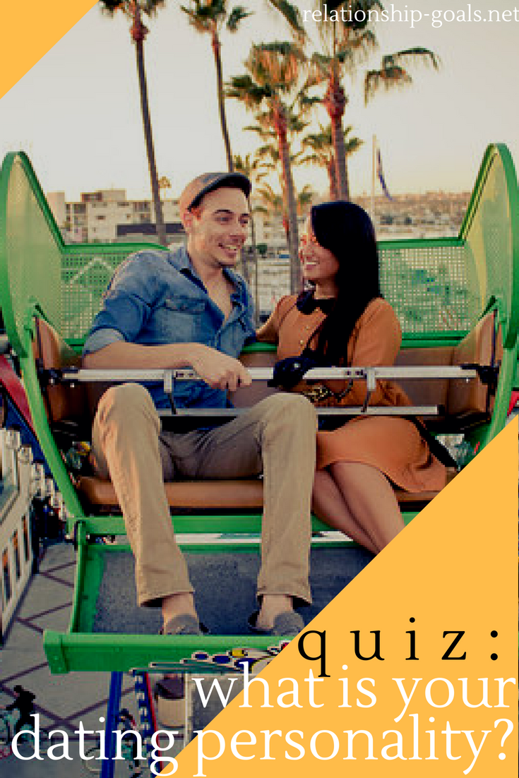 Online dating personality quiz