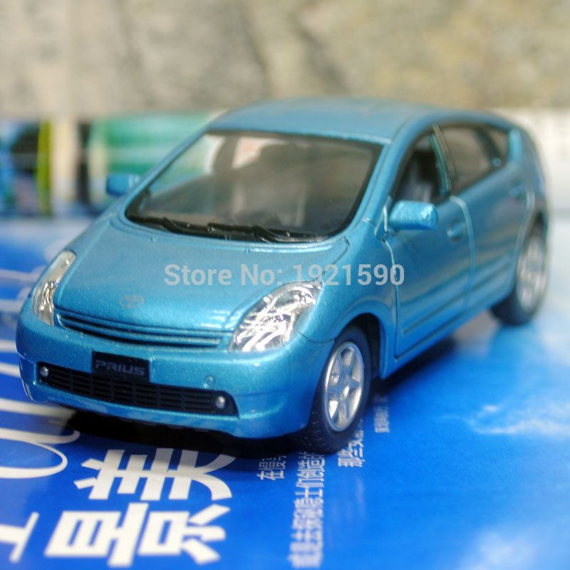 1:43 Toyota Prius  Car Model Diecast Toy Vehicle Gift Collection Kids Toy