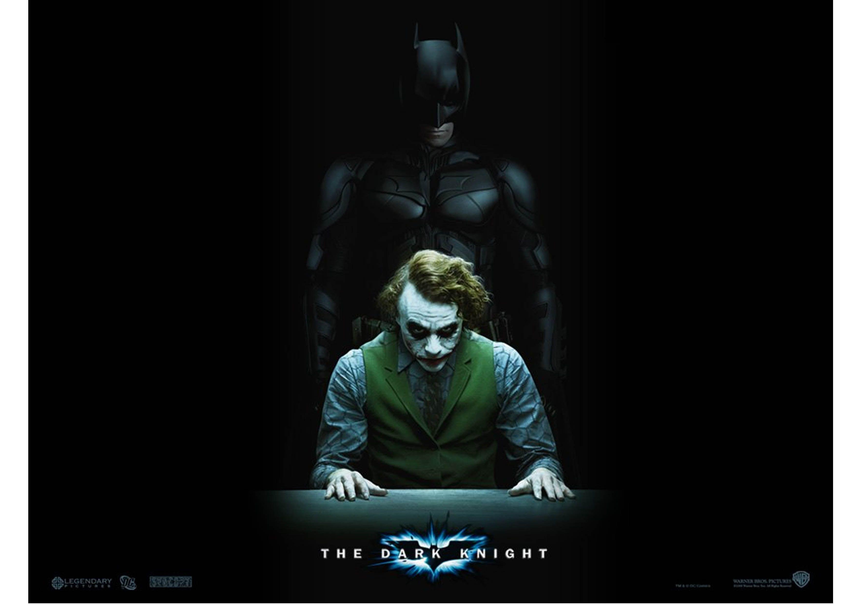 The Dark Knight Poster 2008 Dark knight wallpaper, Dark