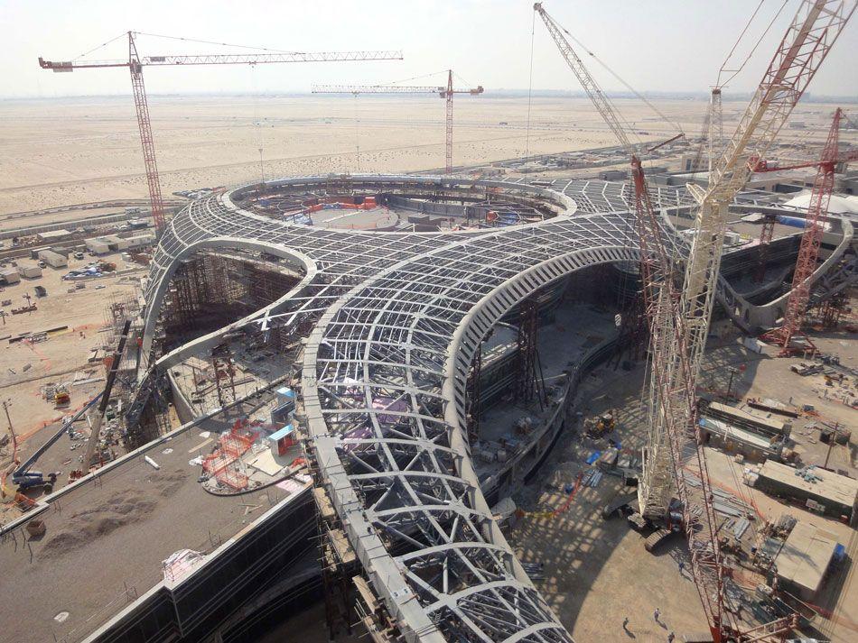 Zayed University BRT Architekten Designboom · University ArchitectureFacade  DesignInterior ...