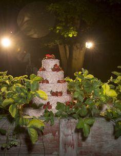 Strawberry Cake www.mccormick-weddings.com