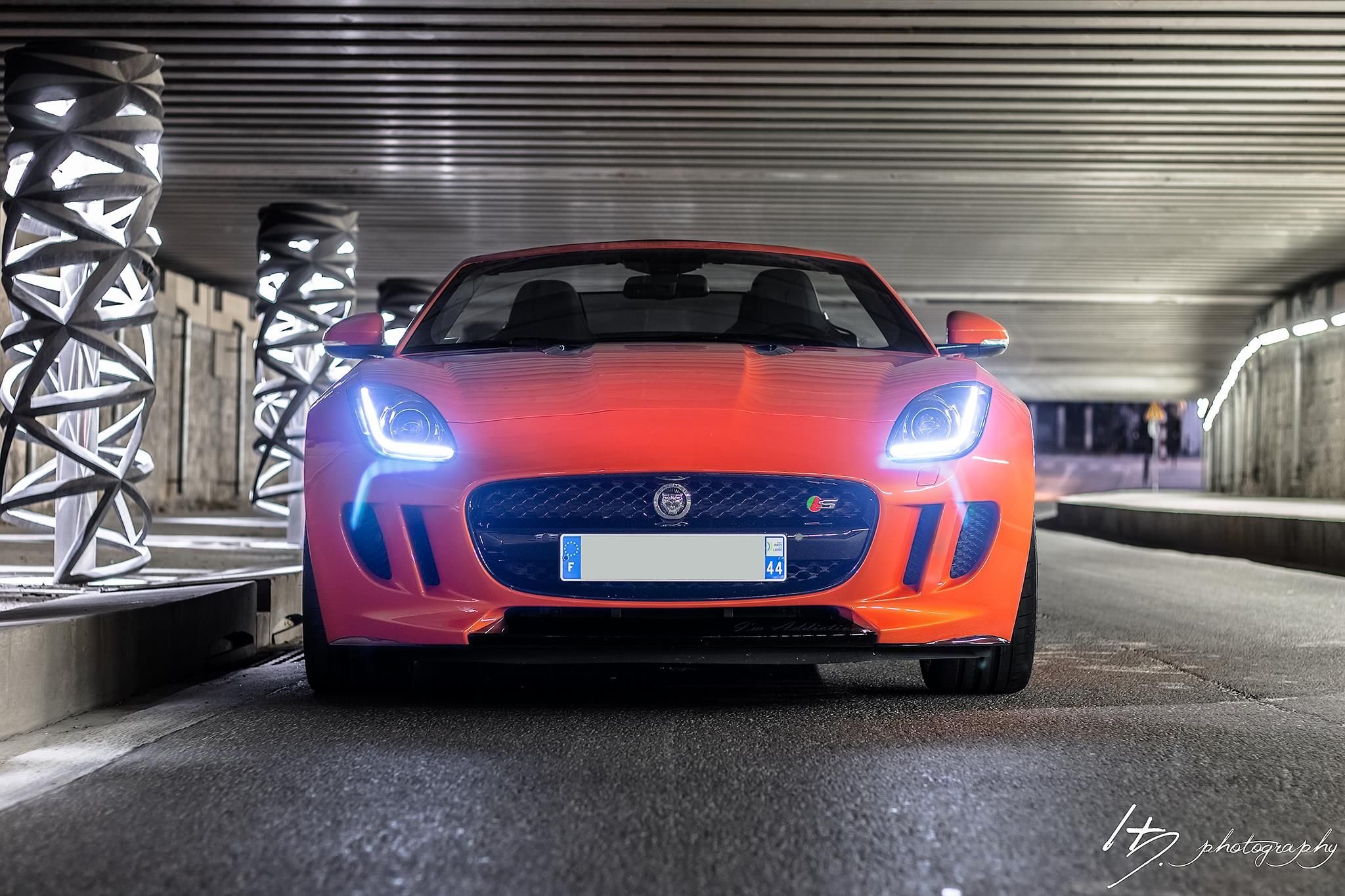 Photography Added 19 New Photos To The Album: Jaguar F Type 2014 U2014 With  Ludovic Nicolas.
