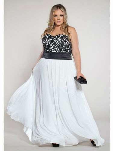 vestidos-de-fiesta-para-gorditas-2014-001 | Moda para Gorditas ...