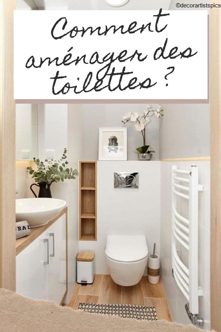 Comment Amenager Des Toilettes Quelques Idees Deco En 2020 Avec