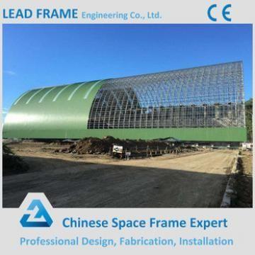 Best Long Span Prefab Steel Structure Waterproof Storage Shed 400 x 300