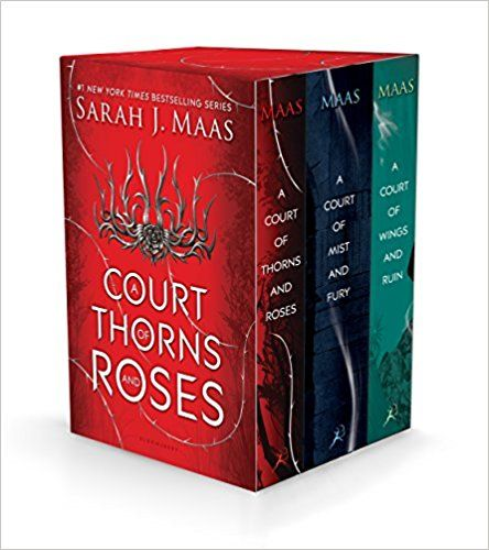 A Court of Thorns and Roses Box Set ~ $57 ~ Christmas Gift Ideas! http://amzn.to/2rFjS1v
