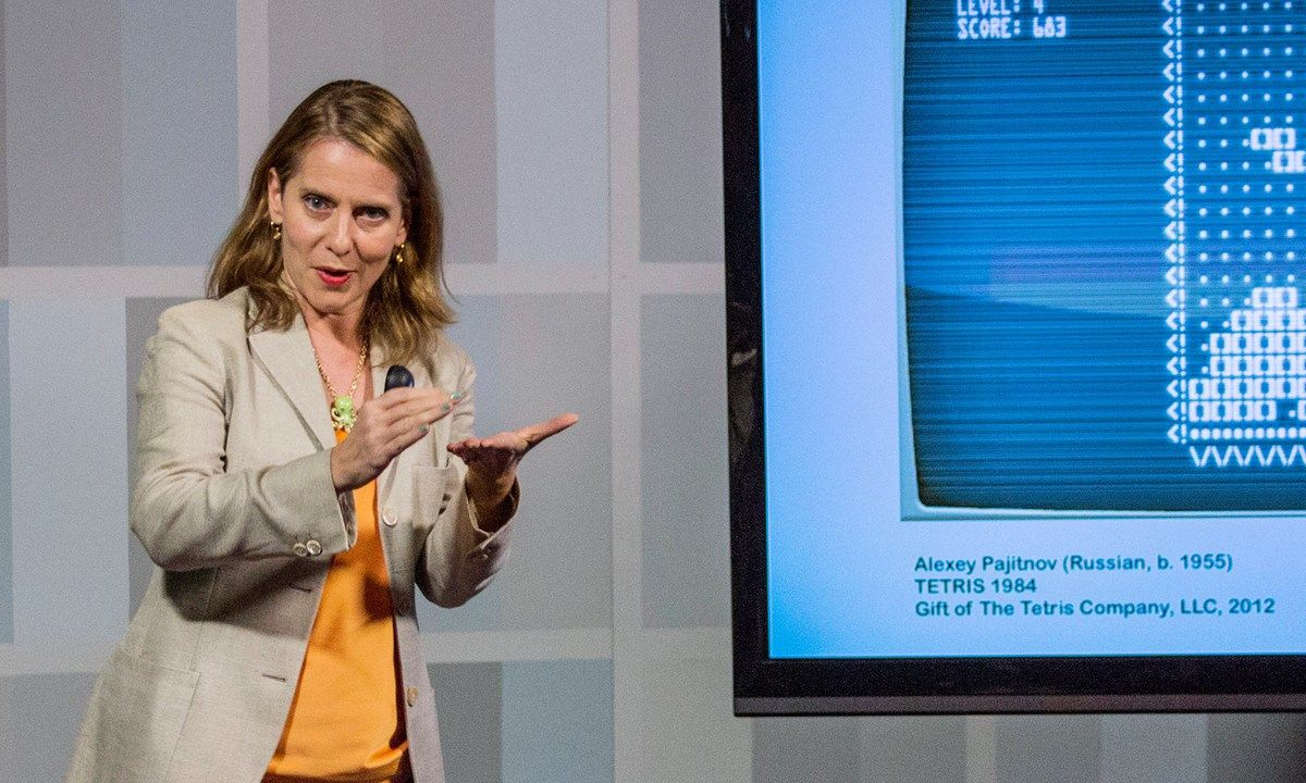 Paola Antonelli: Why I brought Pac-Man to MoMA https://www.ted.com/talks/paola_antonelli_why_i_brought_pacman_to_moma