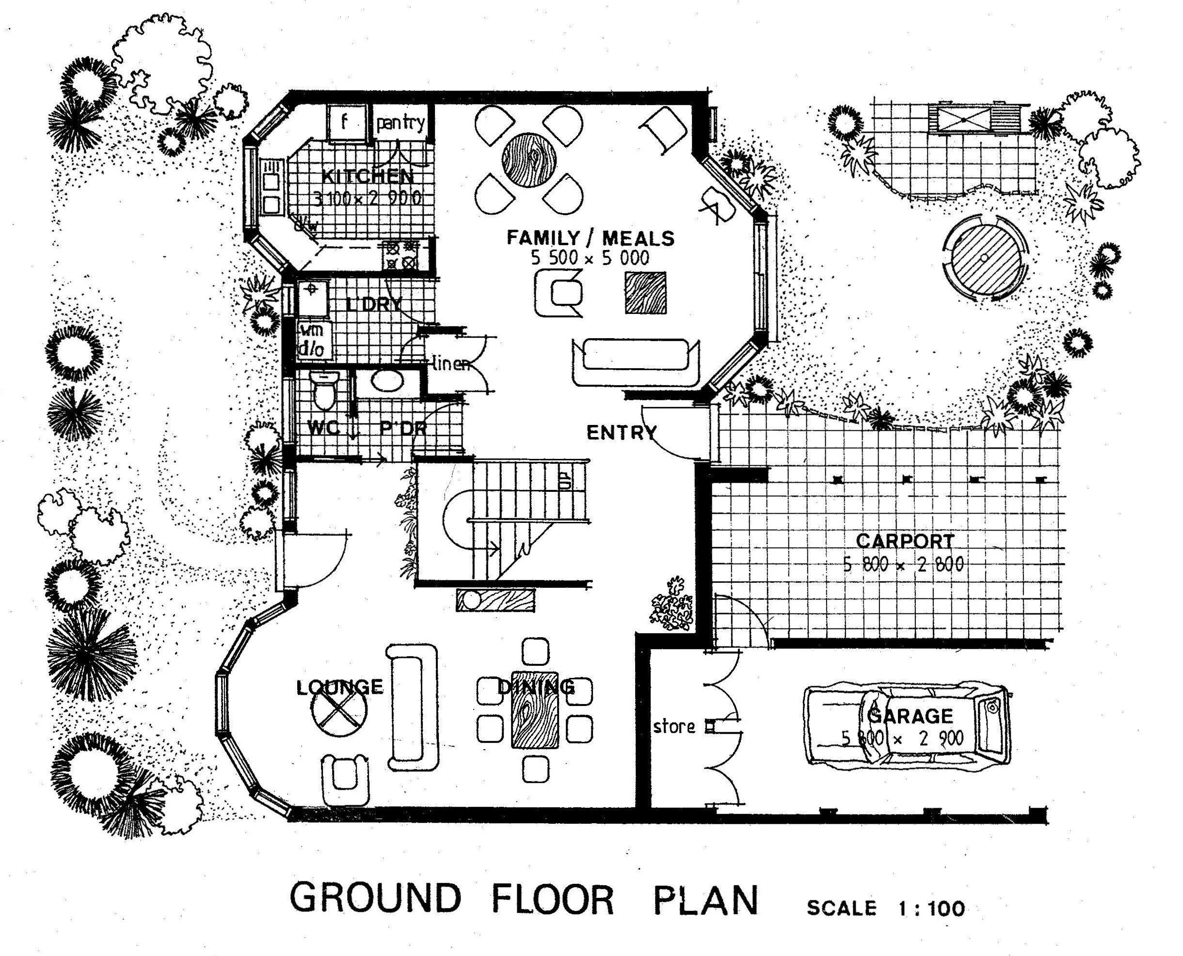 Cool Architectural Plans SH P1 001 Good 11 On Home