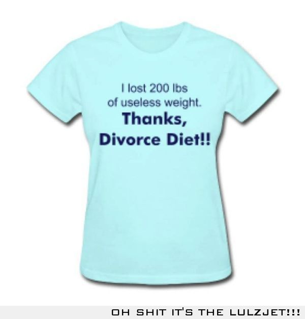 60 Since The Divorce And 190 When I