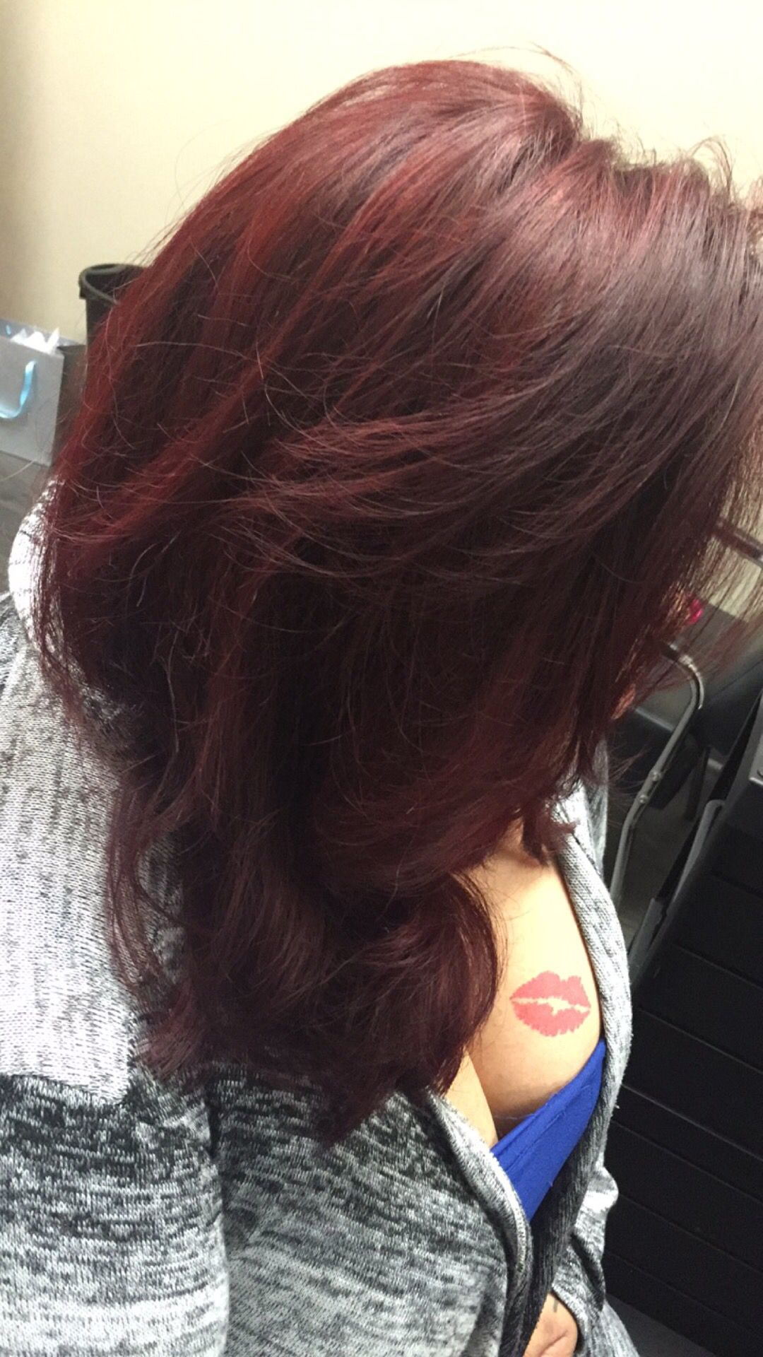 Reds have more fun love is in the hair