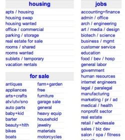 Five Things To Consider When Answering A Craigslist Ad Barbie J Gadsden Dvm M Ed Dacvp Housing Jobs Ads Gadsden