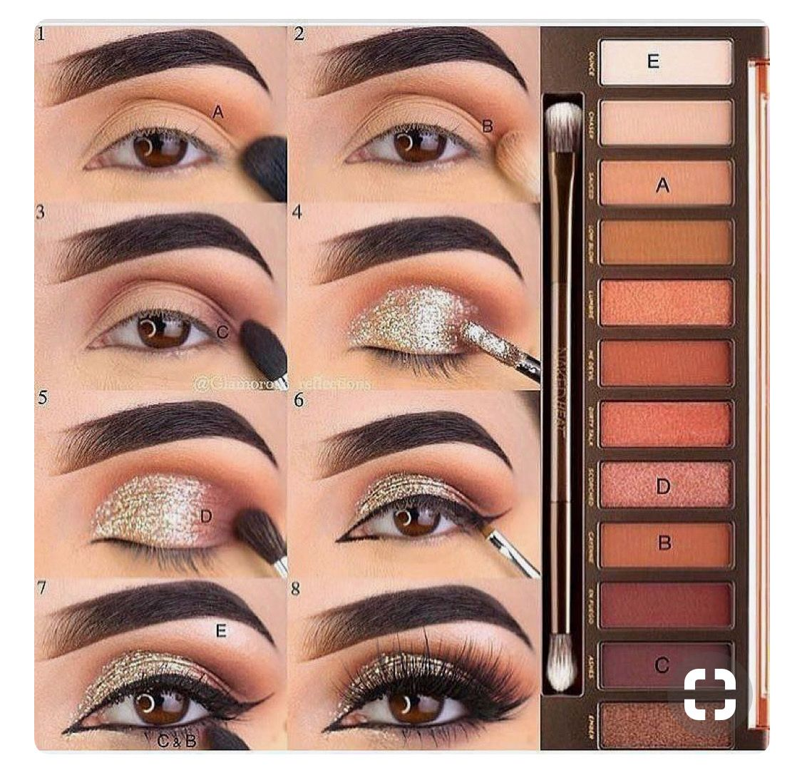 Pin by Britt Dzy on TUTORIELS ️ Pinterest makeup, Eye