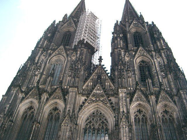 Airninja Com Pictures Of Cologne Germany Cologne Photos Church In Cologne Cathedral Cologne Cathedral Church Architecture