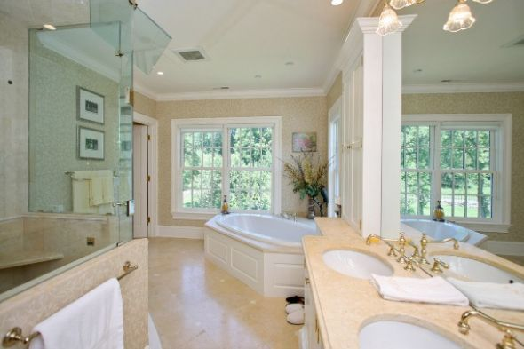 bathroom experts define dream bathrooms - Dream Bathroom Pictures