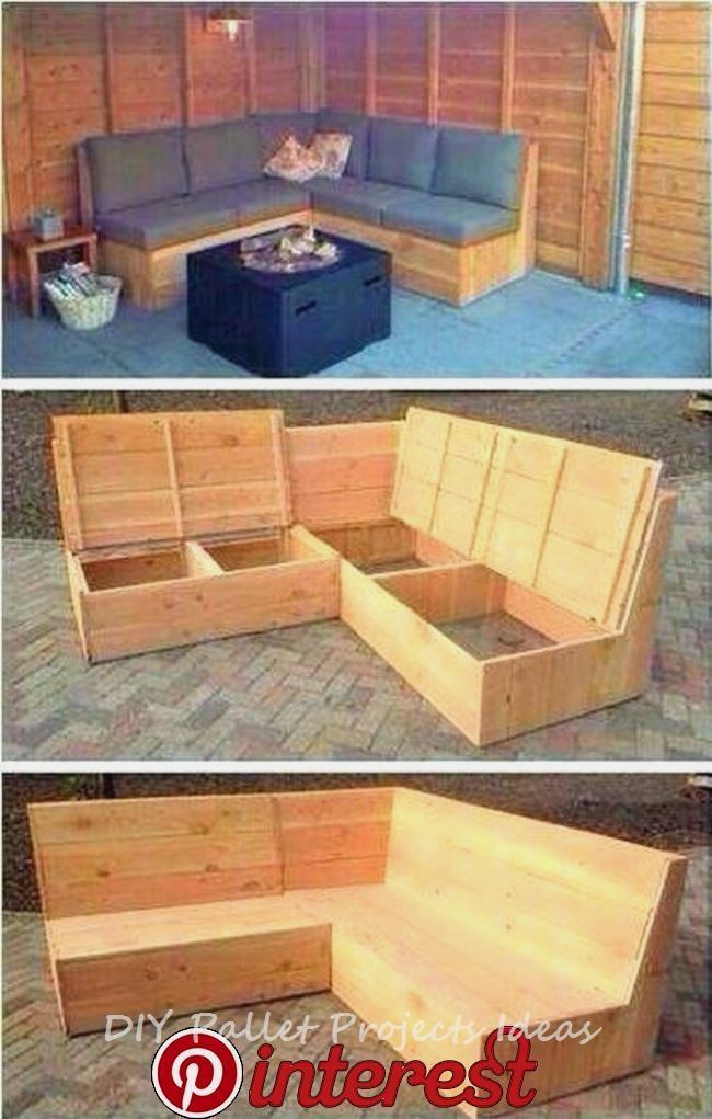 DIY Pallet Projects For the backyard  diypallet – 2019