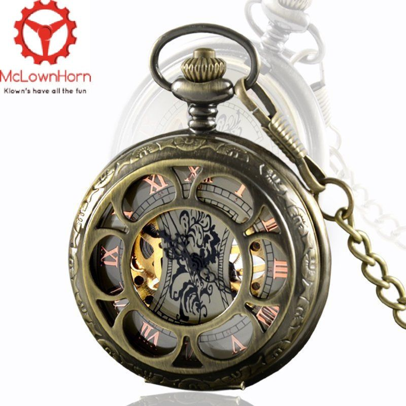 #Steampunk Pocket ##Watch, Mechanical Pocket #Watch , Hand Wind Pocket #Watch,  View more on the LINK: 	http://www.zeppy.io/product/gb/3/253507843/