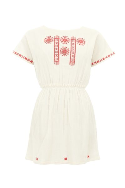Cheesecloth summer dress