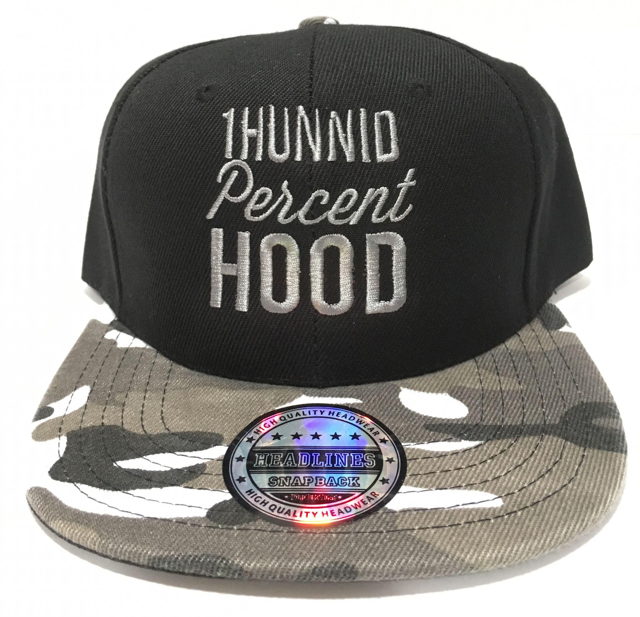 looking for something new? how about Black Camo 1Hunni... get it here http://100percenthood.biz/products/copy-of-blue-bandanna-1hunnid-percent-hood-snapback-baseball-cap?utm_campaign=social_autopilot&utm_source=pin&utm_medium=pin
