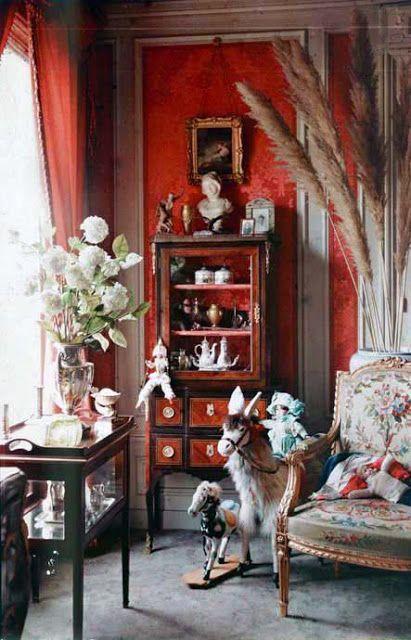 House Interior 1910 Paris 1914 With Images Paris Interiors