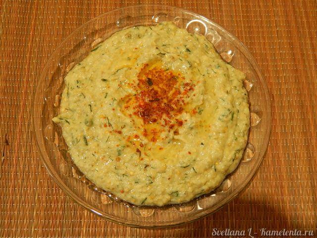 Рецепт икры баклажанной по-турецки