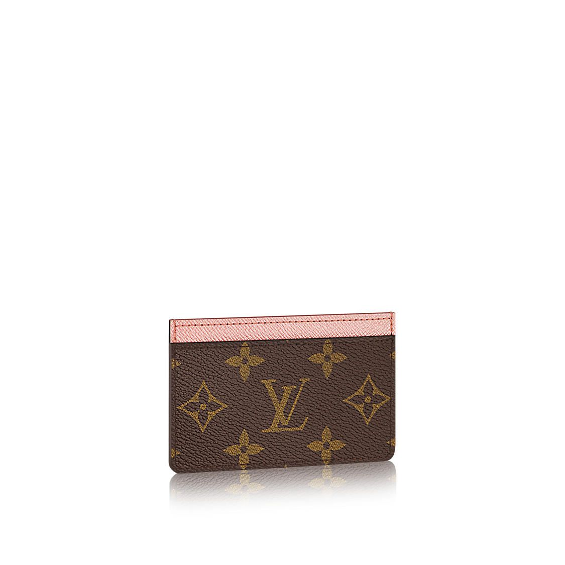 Card Holder Monogram Canvas - Small Leather Goods | LOUIS VUITTON ...