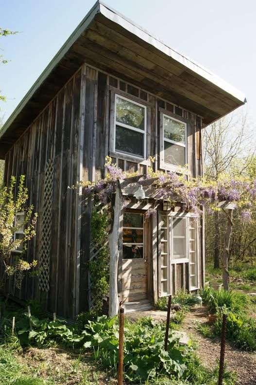 Reduce the environmental impact of your tiny house project using