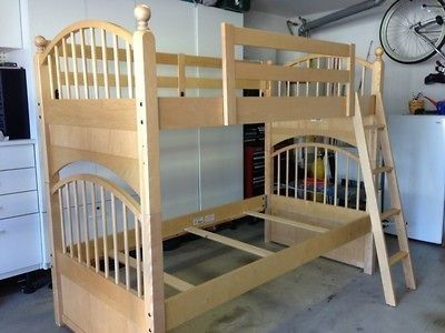 Stanley Young America Furniture Twin Bunk Beds Twin Bunk Beds