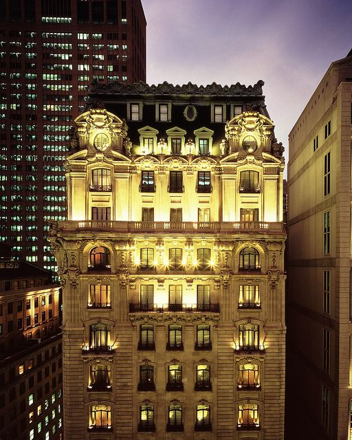 St Regis Hotel, NYC, love it!!