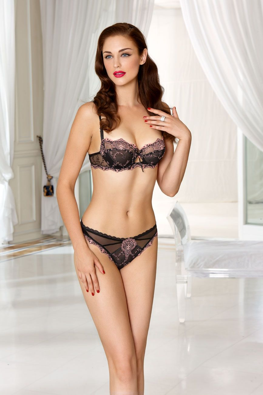 251d1ceba972 Lise Charmel french lingerie is the best!! the embroidery is simply  stunning #lisecharmel #lingerie #lace