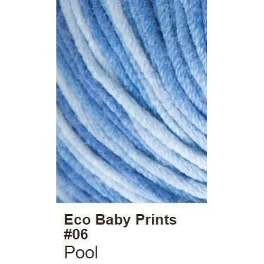 Debbie Bliss Eco Baby Yarn - Prints