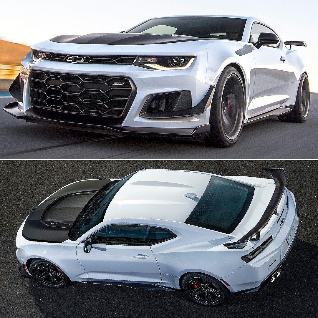 Chevrolet Camaro Zl1 1le 2018 Esse E O Camaro Mais Preparado Para Pistas Ate Hoje Feito Para Venda Isso Inclui Suspensao Esportiva Ajustavel