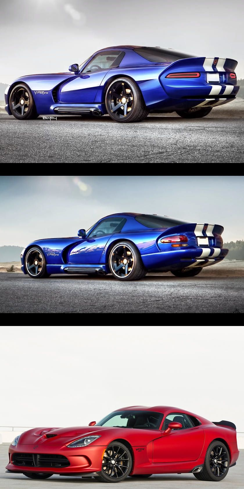 Dodge Viper Gts Redesigned For 2020 As Aggressive And Classically Proportioned As Ever In 2020 Dodge Viper Gts Dodge Viper Viper Gts
