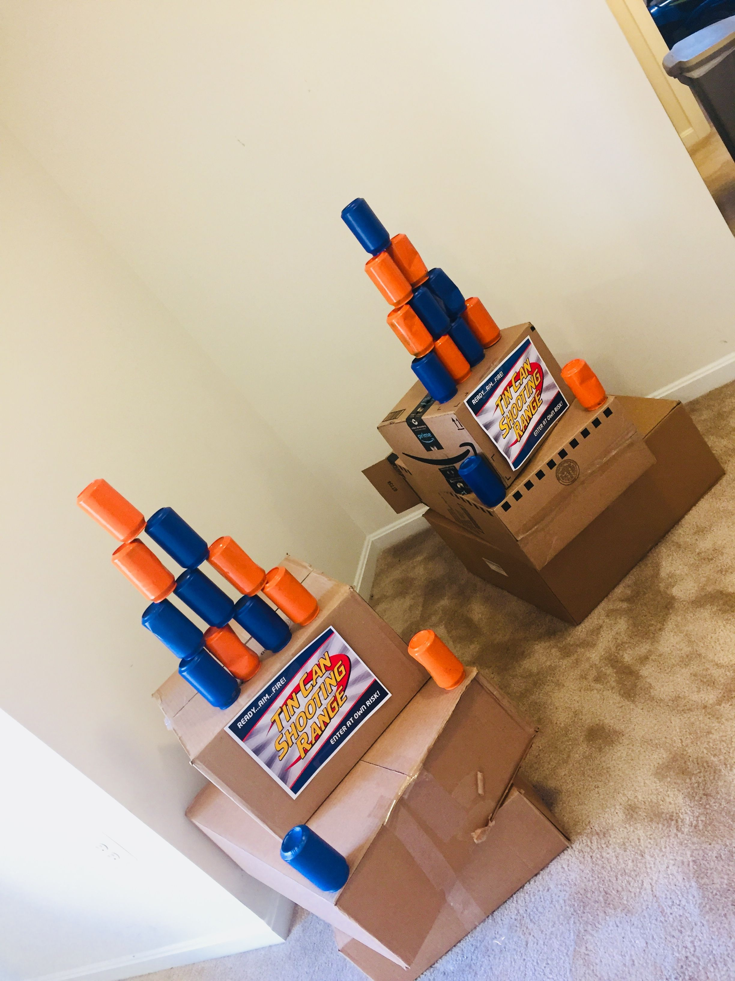 Nerf Party Childrens Party /& Nerf Themed Shootout Accessories