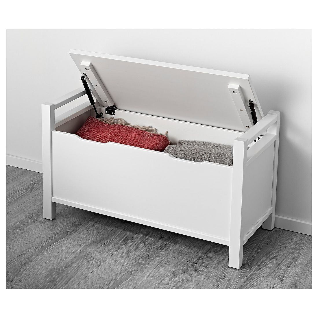 Hemnes Banc Coffre Teinte Blanc Blanc Ikea Banc De Rangement Blanc Ikea Hemnes Hemnes