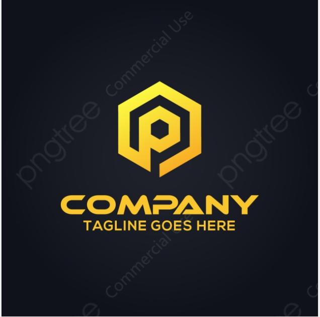 P Letter Logo Free Vector Letter Logo Letter Logo Design S Letter Logo
