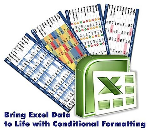 Bring Excel Data to Life with Conditional Formatting VitaminCM