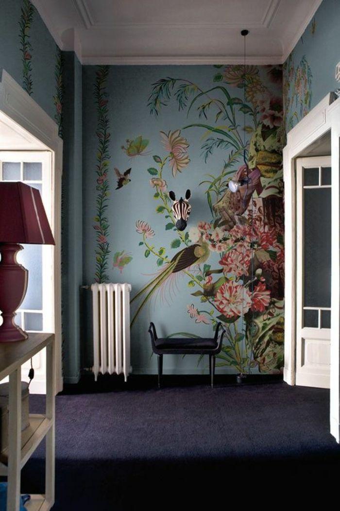 ▷ 1001+ modèles de papier peint tropical et exotique Papier peint