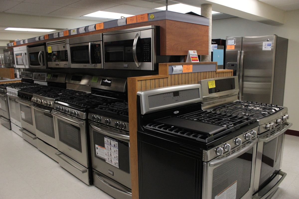 Wickford Appliance Showroom: 8236 Post Road, North ...