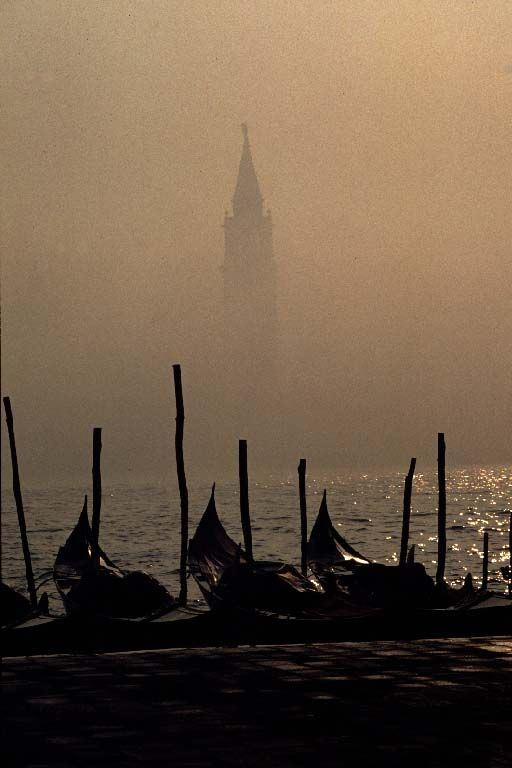 Venice - Once upon a December morning, I was soaking in this view... love to go back one day.