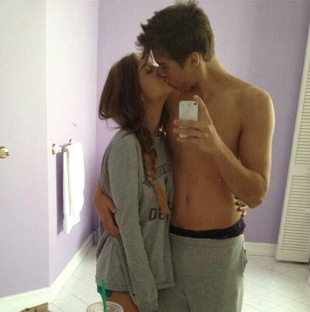 Cute teen couples first sex